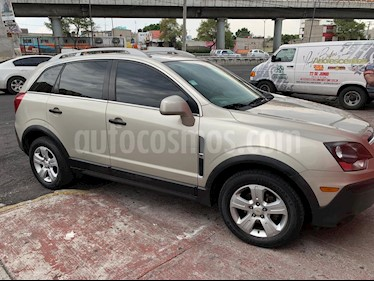Chevrolet Captiva Sport Paq B usado (2015) color Dorado precio $192,500