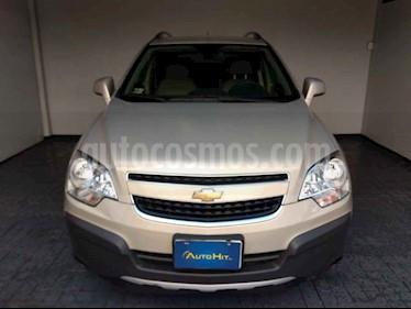 Chevrolet Captiva Sport Sport Paq A usado (2010) color Dorado precio $138,000
