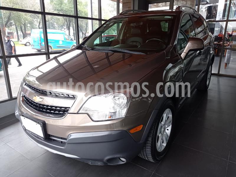 Foto Chevrolet Captiva Sport LS Piel usado (2014) color Terra precio $162,000