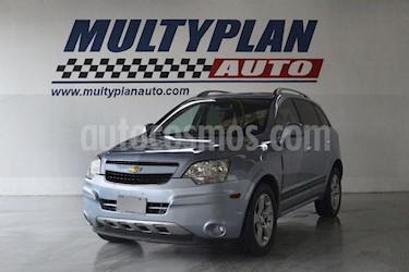 Chevrolet Captiva Sport LT Piel V6 usado (2013) color Azul precio $199,000
