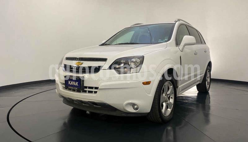 Chevrolet Captiva Sport LT Piel usado (2014) color Blanco precio $219,999