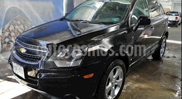 Chevrolet Captiva Sport LT usado (2015) color Negro Carbon precio $240,000