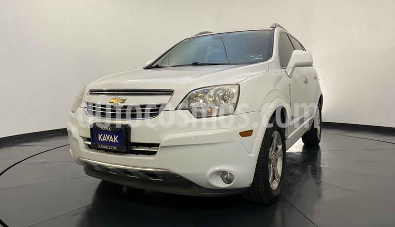 Chevrolet Captiva Sport Paq B usado (2011) color Blanco precio $149,999