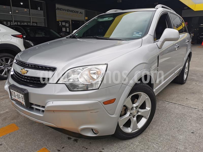 Chevrolet Captiva Sport LT usado (2013) color Plata precio $148,000