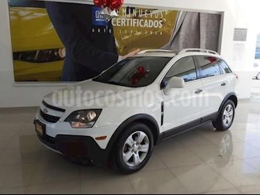 Chevrolet Captiva Sport 5P LT V6/3.0 AUT PIEL usado (2015) color Blanco precio $204,387