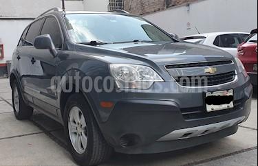 Chevrolet Captiva Sport Paq A usado (2009) color Gris precio $120,000