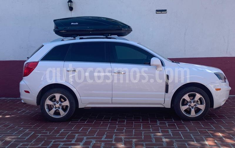 Chevrolet Captiva Sport LT Piel V6 usado (2015) color Blanco precio $220,000