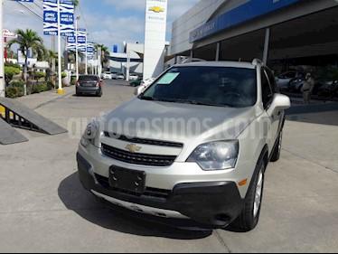 Chevrolet Captiva Sport LS usado (2015) color Dorado precio $185,000