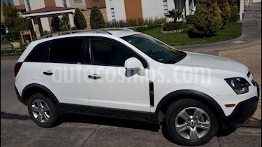Chevrolet Captiva Sport LS usado (2015) color Blanco precio $179,000