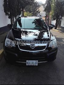 Chevrolet Captiva Sport LS Piel usado (2010) color Negro precio $115,000