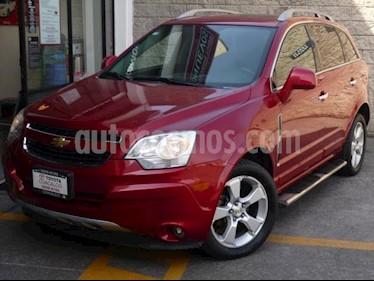 Chevrolet Captiva Sport 5p LT V6/3.0 Aut AWD usado (2013) color Rojo precio $165,000