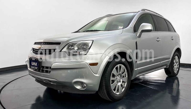 Chevrolet Captiva Sport Paq B usado (2011) color Plata precio $154,999