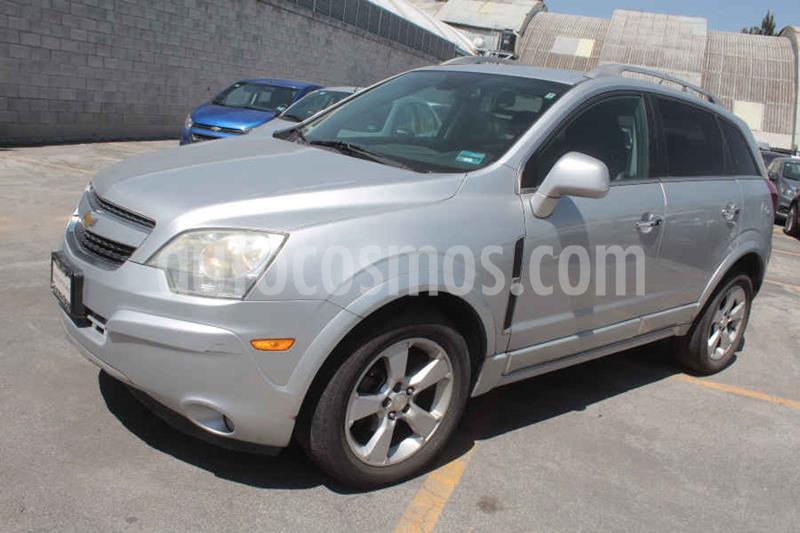 Chevrolet Captiva Sport LT Piel usado (2014) color Plata precio $162,000