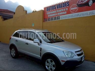 Chevrolet Captiva Sport LS usado (2013) color Plata precio $162,000