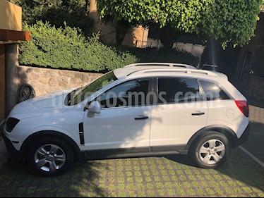 Chevrolet Captiva Sport Sport Paq A usado (2015) color Blanco precio $175,000
