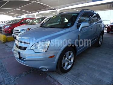 Chevrolet Captiva Sport D 5P SPORT AUT A/A V6 R-17 usado (2013) color Azul Claro precio $165,000