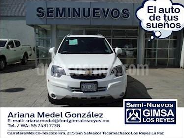 Chevrolet Captiva Sport LS usado (2015) color Blanco precio $215,000
