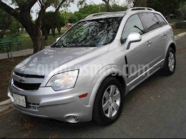 Chevrolet Captiva Sport Sport Paq C usado (2010) color Plata precio $132,000