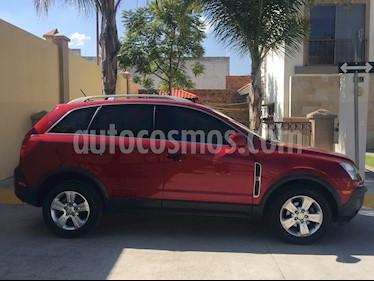 Chevrolet Captiva Sport LS usado (2014) color Rojo Tinto precio $165,000