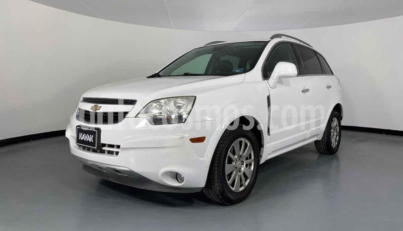 Chevrolet Captiva Sport Paq B usado (2011) color Blanco precio $152,999