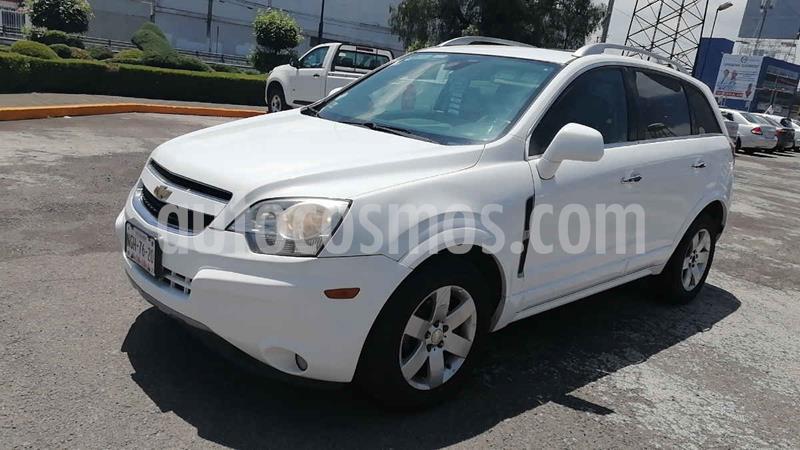 Foto Chevrolet Captiva Sport Paq B usado (2010) color Blanco precio $129,000