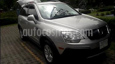 Foto venta Auto usado Chevrolet Captiva Sport Paq A (2008) color Plata precio $95,000
