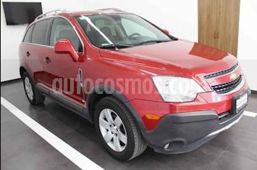 Foto venta Auto usado Chevrolet Captiva Sport Paq A (2012) color Rojo precio $165,000
