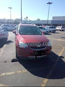 Chevrolet Captiva Sport Paq C usado (2009) color Rojo Merlot precio $100,000