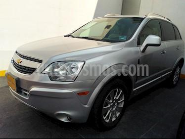 Foto venta Auto Seminuevo Chevrolet Captiva Sport Paq C (2011) color Plata precio $145,000
