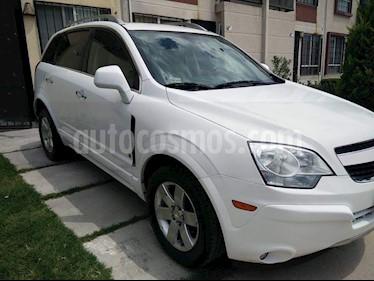 Chevrolet Captiva Sport Paq D usado (2010) color Blanco precio $110,000