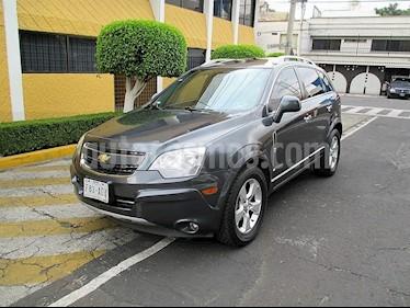 Foto venta Auto usado Chevrolet Captiva Sport Paq D (2013) color Gris precio $154,900