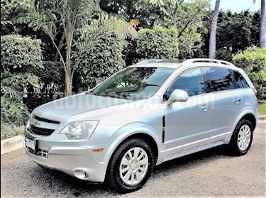 Foto Chevrolet Captiva Sport Paq D usado (2011) color Plata precio $155,000