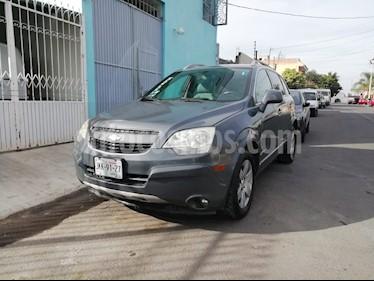 Chevrolet Captiva Sport Paq D usado (2009) color Gris Oscuro precio $107,814