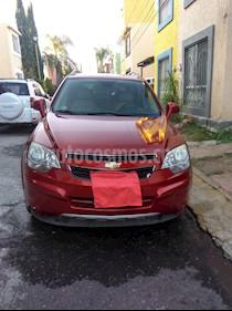 Foto venta Auto usado Chevrolet Captiva Sport Paq D (2010) color Rojo precio $143,000
