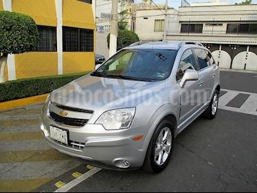 Foto venta Auto usado Chevrolet Captiva Sport Paq D (2013) color Plata precio $164,900
