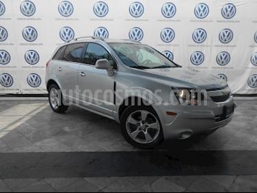 Foto venta Auto usado Chevrolet Captiva Sport Paq D (2015) color Plata precio $219,000