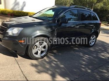 Foto venta Auto usado Chevrolet Captiva Sport SPORT  PIEL 6 CILINDROS (2014) color Gris Oxford precio $195,000