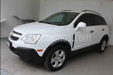 Foto venta Auto usado Chevrolet Captiva Sport Sport Paq A (2010) color Blanco precio $139,000