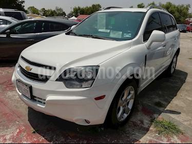 Foto venta Auto usado Chevrolet Captiva Sport Sport Paq A (2015) color Blanco precio $209,500