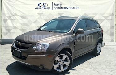 Foto venta Auto usado Chevrolet Captiva Sport Sport Paq A (2014) color Gris precio $200,000