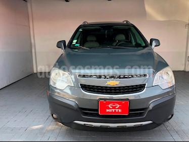 Foto venta Auto usado Chevrolet Captiva Sport Sport Paq A (2009) color Gris Oscuro precio $139,000