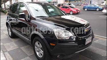Foto venta Auto usado Chevrolet Captiva Sport Sport Paq A (2010) color Negro precio $125,000