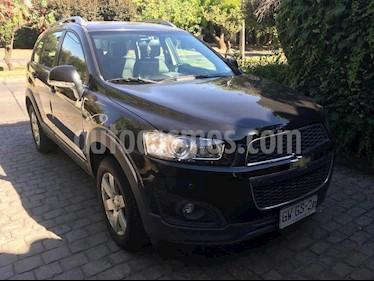 Foto venta Auto Usado Chevrolet Captiva  2.4L LT 4X4 Aut Full (2015) color Negro precio $12.900.000