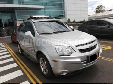 Chevrolet Captiva 3.2L Aut AWD usado (2011) color Plata precio $28.500.000