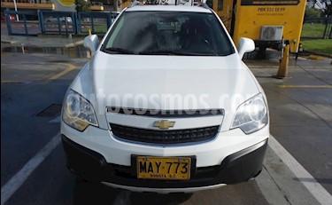 Chevrolet Captiva 3.2L Aut AWD usado (2012) color Blanco precio $38.000.000