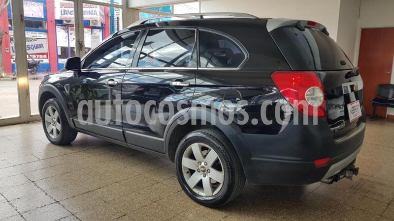 Chevrolet Captiva LTZ D usado (2008) color Negro precio $790.000