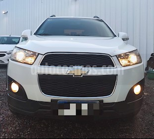 Chevrolet Captiva LS 4x2 usado (2016) color Blanco Summit precio $1.349.900