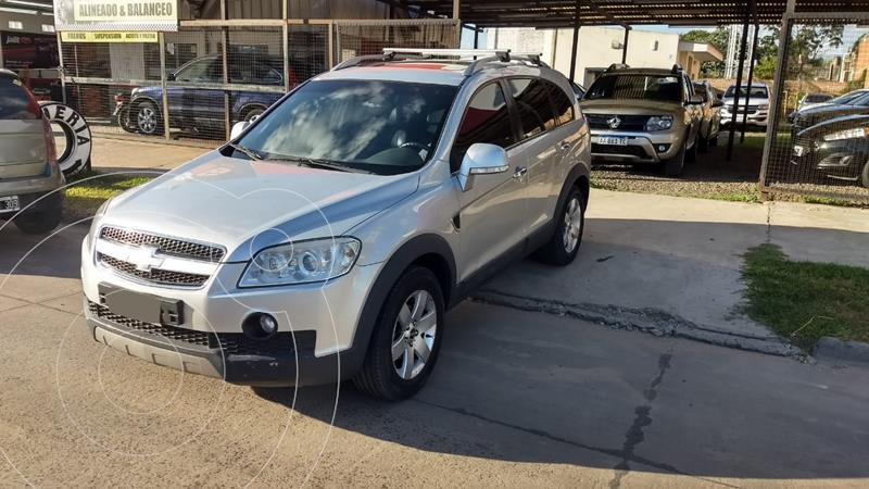 Chevrolet Captiva LTZ 4x4 D Aut usado (2011) color Plata Switchblade precio $1.180.000