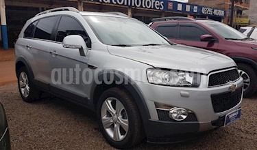 Chevrolet Captiva 2.2 Diesel AWD LTZ AT6 usado (2014) color Gris precio $1.350.000
