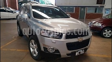 Chevrolet Captiva 2.2 D LTZ AT 4X4 (184cv) (L12) usado (2014) color Gris precio $1.400.000